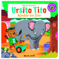 Ursito Tito - Ajudar no zoo